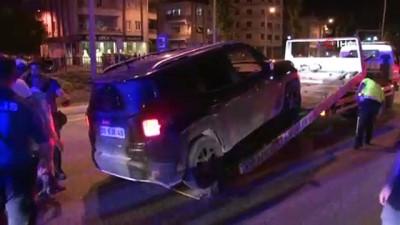 kiz arkadas -  Trafik magandası kendisini uyaran şahsa tehditler savurdu, 16 el ateş etti: 1 yaralı