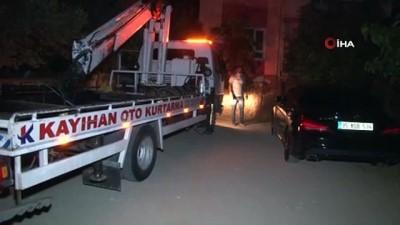 kiz arkadas -  Trafikte terör estiren maganda lüks aracını bırakıp kayıplara karıştı