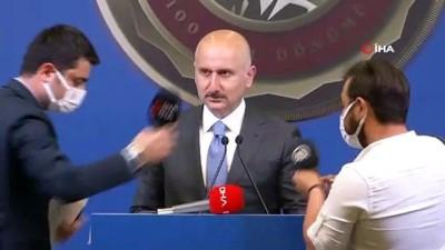 """istiklal -  Ulaştırma Bakanı Karaismailoğlu: """"Kur'an'dan beslenen fikir insanları öyle kolay yetişmiyor"""" Videosu"""