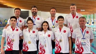 sampiyon -   Vali Yerlikaya, dünya şampiyonu olan milli sporcuları tebrik etti