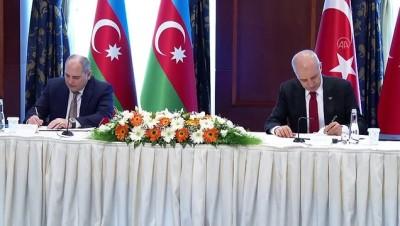 siyasi partiler - ANKARA - AK Parti ile Yeni Azerbaycan Partisi arasında iş birliği protokolü imzalandı