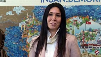 politika - ANKARA - AK Parti'li Karaaslan Cemre Programı'nda eğitim alanlarla bir araya geldi