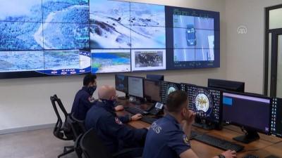 polis teskilati - ANKARA - İnsansız Hava Araçları polisin operasyonel gücünü artırdı