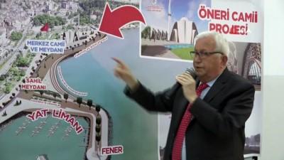 yuruyus yolu -  Başkan Posbıyık, sahil projesini tanıttı