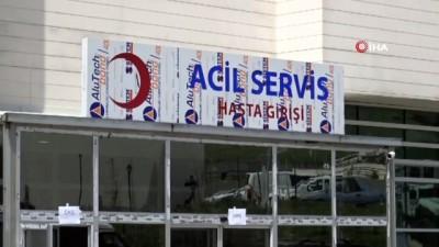kadin hasta -  Diyarbakır'da vahşet: Eşinin üzerine kızgın yağ ve kaynar su döktü