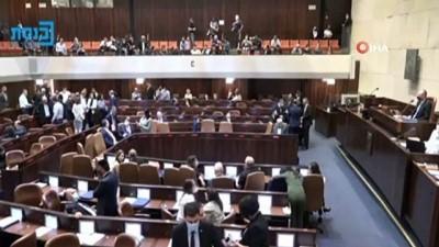 parlamento -  - İsrail'de cumhurbaşkanlığı yarışını Isaac Herzog kazandı