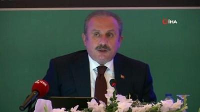 - TBMM Başkanı Şentop, EITPA 2'nci Genel Konferansı kapsamında moderatörlük yaptı