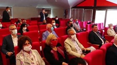 TEKİRDAĞ - CHP Genel Başkan Yardımcısı Öztunç, Tekirdağ'da ziyaretlerde bulundu