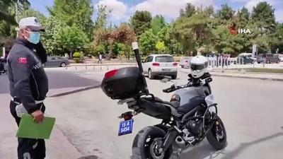 yaya gecidi -  Yayalara geçiş hakkı tanımayan sürücülere ceza yağdı
