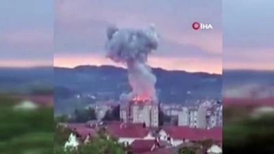 gokyuzu -  - Sırbistan'daki mühimmat fabrikasında bir ayda ikinci patlama:3 yaralı