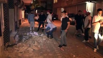 uzunlu -  Zeytinburnu'nda yılan paniği mahalleliyi sokağa döktü