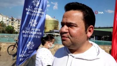 kazanci -  Aydın Büyükşehir Belediyesi 'müzik susmasın' dedi