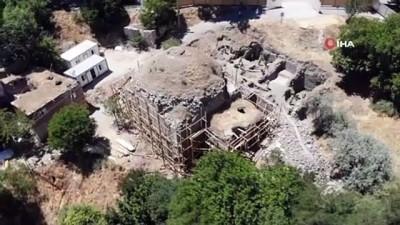 Harput'un turizmine katkı... Tarihi hamam müzeye dönüşecek
