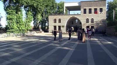 medeniyetler -  Kültür sanat muhabirleri Diyarbakır'da buluştu
