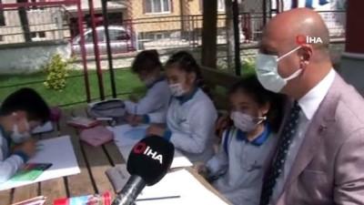 yerli tohum -  Okullarda telafi 'etkinlikleri' başladı