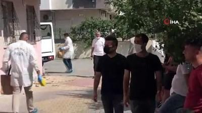 uzman cavus -  Osmaniye'de jandarma özel harekatçı evinde ölü bulundu