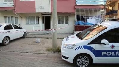 olay yeri inceleme - SİVAS - Bıçaklı kavgada 2 kişi yaralandı