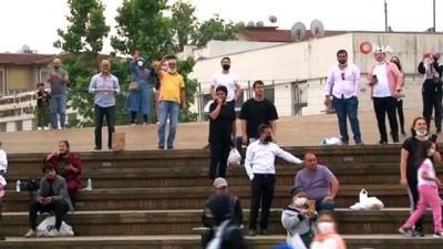 gokyuzu -  Türk Yıldızları'nın Sakarya semalarındaki gösterisi nefes kesti