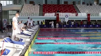 olimpiyat - EDİRNE - Milli yüzücü Yiğit Aslan, 800 metre serbestte olimpiyat A barajını geçti