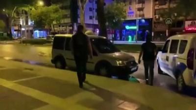 savci - İZMİR -  FETÖ'nün TSK yapılanmasına yönelik soruşturmada 132 gözaltı kararı (2) Videosu