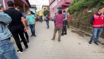 silahli kavga -  Zonguldak'ta silahlı kavga: 4 yaralı