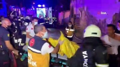 kiz kardes -  3 küçük kız kardeş müstakil evde çıkan yangında hayatını kaybetti