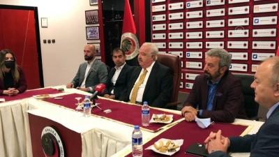 sampiyon - ANKARA - Gençlerbirliği, teknik direktör Metin Diyadin ve sportif direktör Baki Mercimek ile sözleşme imzaladı