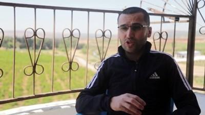 teroristler - AZEZ - YPG/PKK ve Esed rejimi zindanlarında 4,5 yıl tutuklu kalan Halepli Muhammed Mudlic: (2)