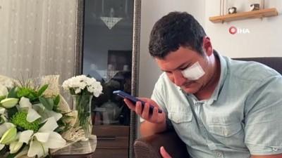 yikim calismalari -  İletişim Başkanı Altun İHA muhabirini telefonla aradı