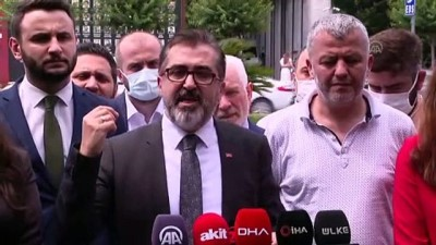 calisan kadin - İSTANBUL - AK Parti İstanbul İl Başkanlığından İBB'ye, işçi çıkarma tepkisi (2)