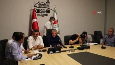 teknik direktor - Kırşehir Belediyespor Hakkı Hocaoğlu ile anlaştı