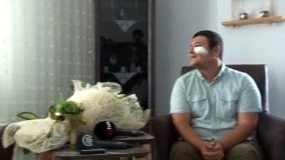 grup baskanvekili - KOCAELİ - Bakan Varank, darbedilen basın mensubunu ziyaret etti