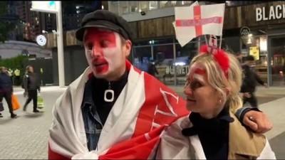 ingiltere - LONDRA - İngiltere- Çekya maçının ardından (2)