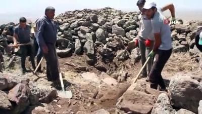 - 'Malazgirt Savaşı Alanının Tespiti, Tarihi ve Arkeolojik Yüzey Araştırma' projesine büyük ilgi