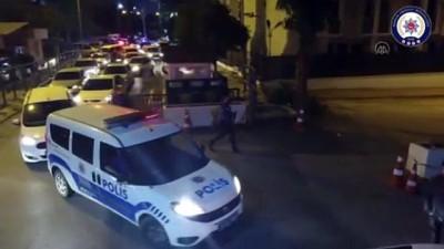 yazili aciklama - MERSİN - Organize suç örgütüne yönelik operasyonda 16 şüpheli yakalandı