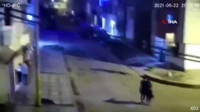 - Peru'da 6.0 büyüklüğündeki deprem anı kamerada