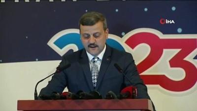 """tarim -  Prof. Dr. Yıldız: """"Memleketimizin yer üstü zenginlikleri kadar yer altı varlığı da önemlidir"""""""