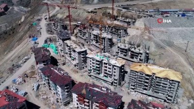 emniyet mudurlugu -  Türkiye'nin en büyük iskan projesinde taşınma işlemi Temmuz ayından sonra başlayacak