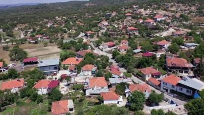 kahvehane - AYDIN - Çavdar köyünde çaylar 'Bizim Gız'dan