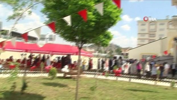 masal kitabi -  Bakan Ziya Selçuk, Ankara Masal Evi açılış törenine katıldı
