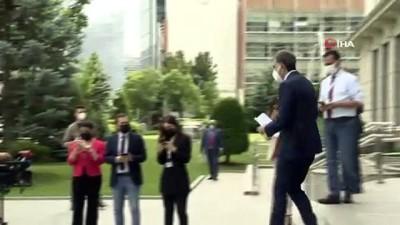 Cumhurbaşkanı Erdoğan, AK Partili milletvekilleri ile görüştü