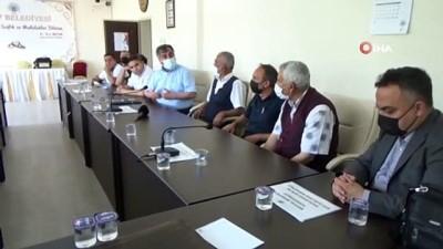 maraton -  Simav'ın kent estetiğine katkı sağlayacak sanayi yapı kooperatifi kuruldu