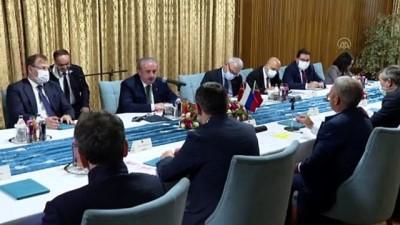 milyar dolar - TBMM Başkanı Şentop, Tataristan Cumhurbaşkanı Minnihanov ile bir araya geldi Videosu