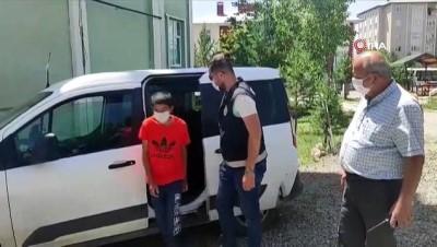 polis teskilati -  15 yaşındaki kayıp çocuk bulundu