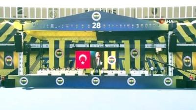 """Fethi Pekin: """"Tüm dünyaya Fenerbahçe'nin yıkılmayacağı mesajını en güçlü şekilde haykırdık"""""""