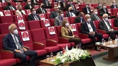 GAZİANTEP - Adalet Bakanı Gül: 'İnsanımızın haklarını, onurunu daha da güçlendiren demokrasiyi geliştiren anayasa, hepimizin bir ev ödevidir'
