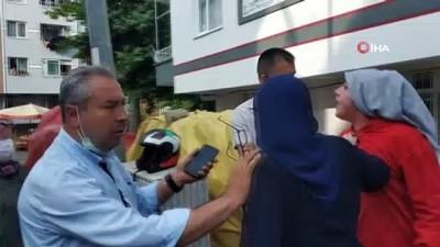 kiz kardes -  Samsun'da aile kavgasında 1'i polis 2 kişi hastanelik oldu