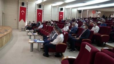 buyuksehir belediyesi -  Vali Demirtaş, STK temsilcilerine bir yıllık faaliyetlerini anlattı