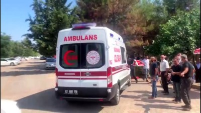 kalp masaji - ADIYAMAN - Atatürk Baraj Gölü'ne giren 4 kişiden 2'si boğuldu