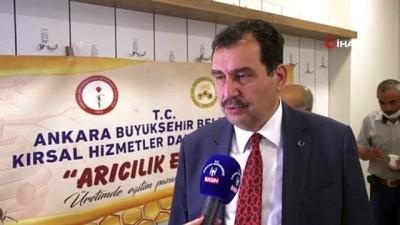 propolis -  - Ankara Büyükşehir Belediyesinde arıcılıkta eğitim başladı